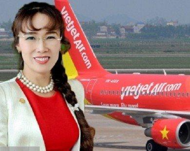 CEO Vietjet - Người Việt duy nhất lot top phụ nữ quyền lực thế giới