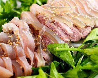 7 món ăn đặc trưng nhất định phải thử khi đến cố đô Hoa Lư