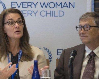 Melinda Gates - Quyền lực 'mềm' của tỷ phú giàu nhất thế giới