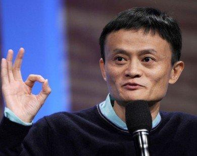 Tỷ phú Trung Quốc Jack Ma: