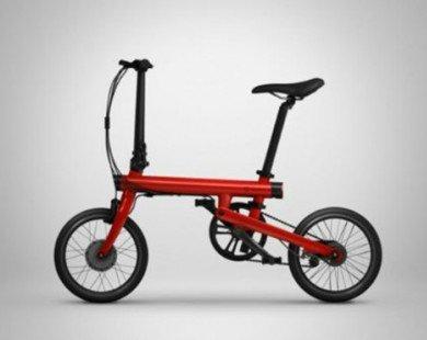 Xiaomi QiCycle: Xe đạp điện gấp rẻ cho môi trường đô thị