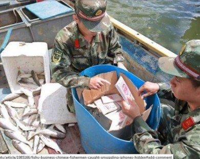 Khám phá mánh lới buôn lậu iPhone của ngư dân Trung Quốc