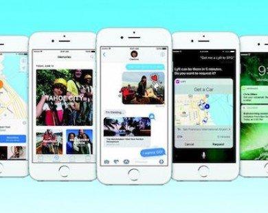 Tải ngay iOS 10 cho iPhone, iPad và iPod!
