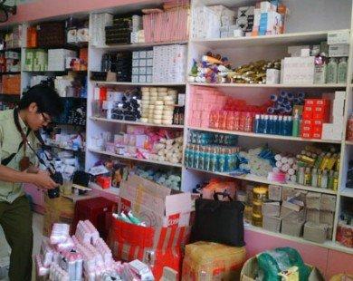 Đà Nẵng: Thu giữ hàng ngàn mỹ phẩm không rõ nguồn gốc