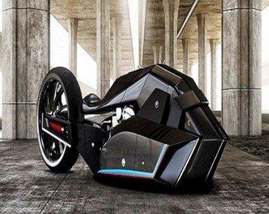 BMW Titan - Chiếc xe dành cho Batman