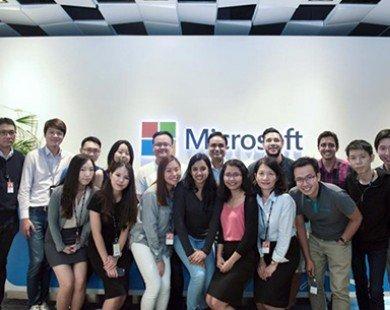 Từ nữ sinh trường làng đến nhân viên Microsoft Singapore