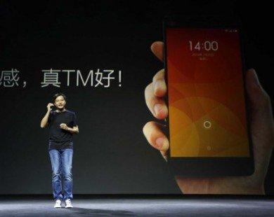"""""""Trùm"""" smartphone giá rẻ Xiaomi với phong cách Steve Jobs"""