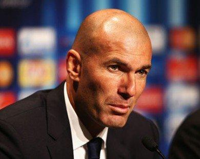 HLV Zidane nói gì sau khi giúp Real giành siêu cúp châu Âu?
