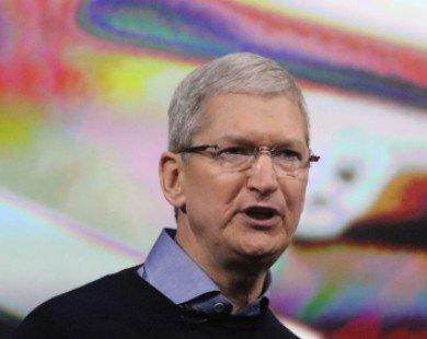 Ai là người CEO Apple nghĩ tới đầu tiên mỗi khi gặp khó khăn?