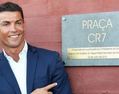 Xôn xao tin Justin Bieber đóng phim cùng Ronaldo