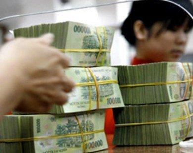 Nợ xấu của 13 ngân hàng tăng thêm hơn 10.000 tỷ đồng