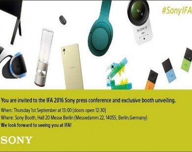 Sony hứa hẹn
