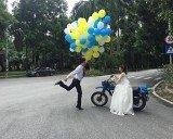 Những bức hình cưới đẹp long lanh của gần 50 cặp đôi tại Hà Nội