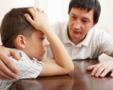 6 ứng xử khôn ngoan của cha mẹ khi con cái thất bại