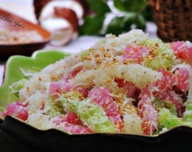 Những món bánh dân dã ngon tuyệt trên đường phố Sài Gòn