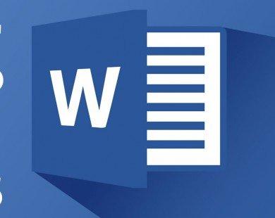 10 mẹo mọi người dùng Microsoft Word 2016 nên biết