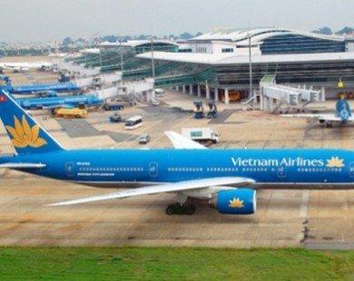 Chính phủ cho mở rộng gấp đôi sân bay Tân Sơn Nhất