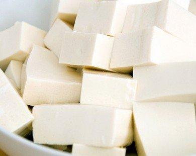 Cách chọn đậu phụ thơm, sạch, không làm từ thạch cao