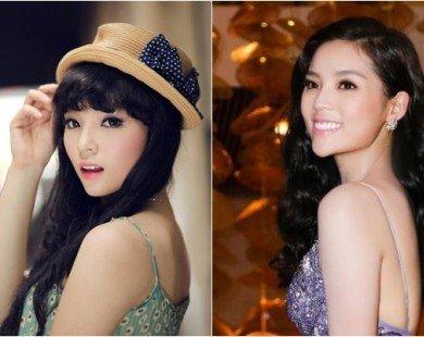 Khó nhận ra gương mặt Kỳ Duyên và loạt mỹ nữ Việt