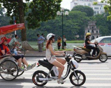 5 lý do tuyệt vời thuyết phục bạn nên mua xe đạp điện