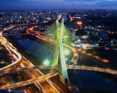 10 địa điểm du lịch không thể bỏ qua khi tới Brazil