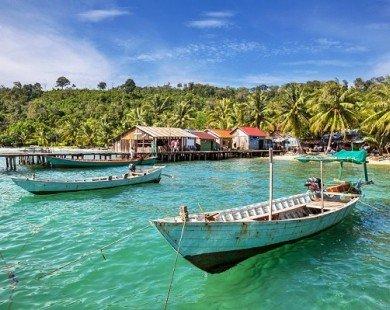 Campuchia – Thiên đường biển gọi