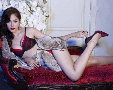 Ngắm thân hình quyến rũ của Nữ hoàng nội y Chompoo Araya