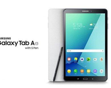 Ra mắt máy tính bảng Galaxy Tab A 2016, giá mềm