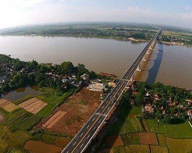 Hà Nội: 3 DN tài trợ kinh phí lập quy hoạch dọc hai bên sông Hồng