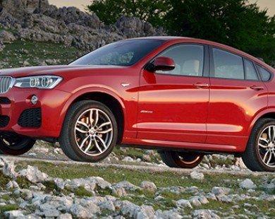 BMW 3-Series, X4 SUV và xe điện mini mới sắp ra mắt