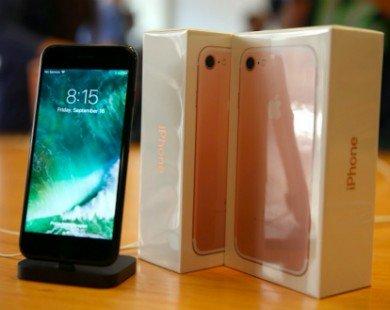 Giá iPhone 7 lao dốc