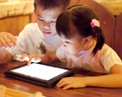 7 cách tách bé ra khỏi đồ công nghệ