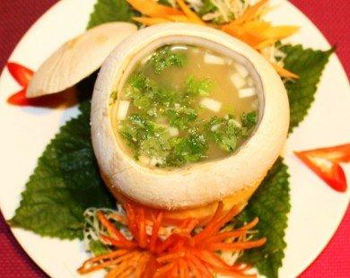 Cách nấu món chay đơn giản: 10 phút với súp dừa