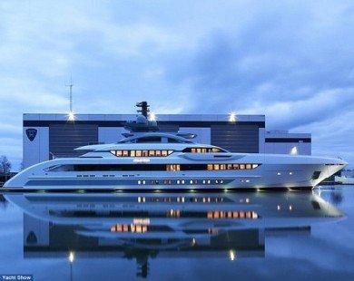 Bên trong những siêu du thuyền sang trọng nhất thế giới