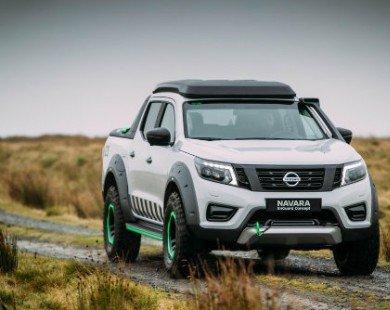 Nissan Navara Enguard: Mẫu bán tải cứu hộ công nghệ cao
