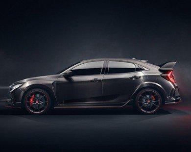 Honda Civic Type R nguyên mẫu sắp ra mắt
