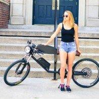 Đánh giá 2016 Tempus CR-T1: Xe đạp điện phong cách cafe racer