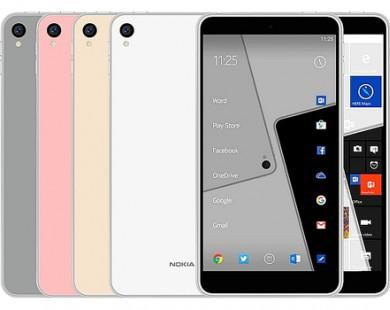 Điện thoại Nokia D1C chạy Android 7.0, giá mềm