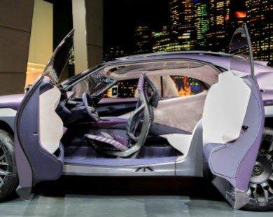 Ngắm trọn Lexus UX concept thiết kế 3D độc nhất vô nhị