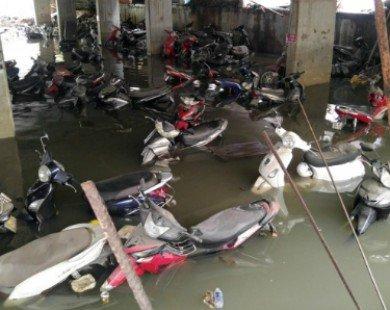 BĐS Sài Gòn mất điểm vì mùi hôi thối, nước ngập bao vây