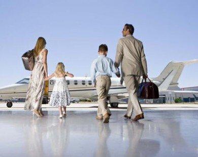 Bí quyết đi máy bay đẳng cấp như dân du lịch thứ thiệt