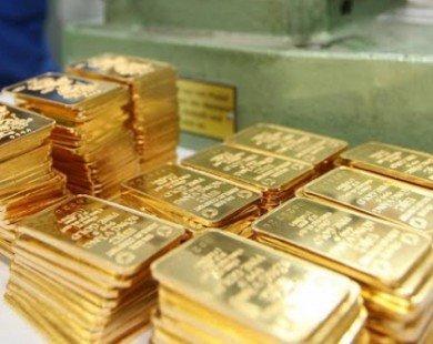 Giá vàng hôm nay vẫn chưa phục hồi