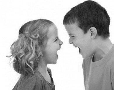 Cách hay giúp giảm tính hiếu thắng ở trẻ