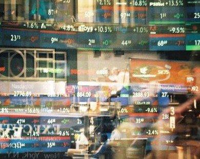 Sắc đỏ bao trùm thị trường chứng khoán thế giới