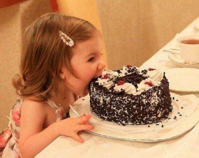 Hài hước với những hành động đáng yêu của trẻ con