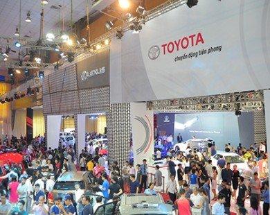 Tổng kết triển lãm ô tô Việt Nam 2016