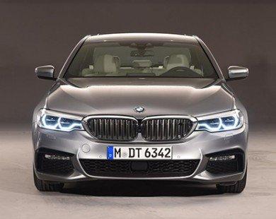 Sedan hạng sang BMW G30 5 Series lộ diện