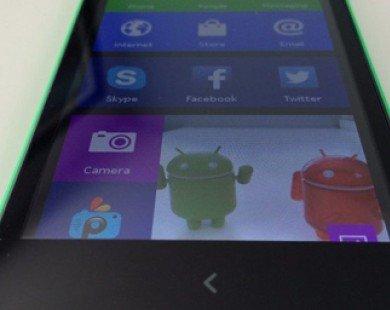 Nokia D1C là máy tính bảng, không phải smartphone