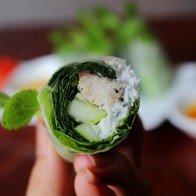 Cách làm cá nục cuốn dừa đãi bạn