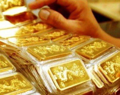 Giá vàng tiếp tục đà tăng